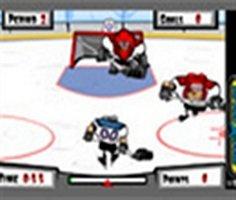 Buz Hokeyi Dövüş
